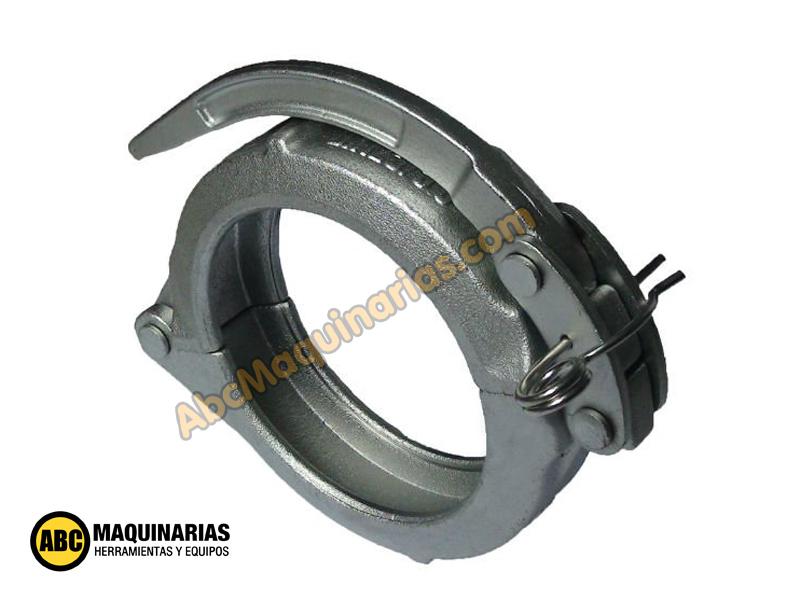 Accesorios para bombeo concreto abrazadera 5 pulgadas - Abrazaderas para tubos ...